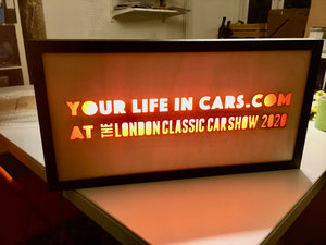 The London Classic Car Show 2020!