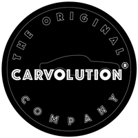Carvolution® Your life in cars, bespoke car art, car history gift, carvolution logo, car logo, my life in cars