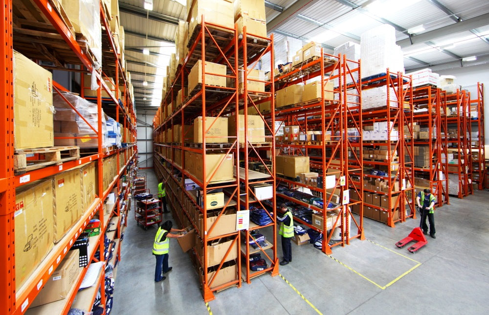 warehouse, storage Kitchenways