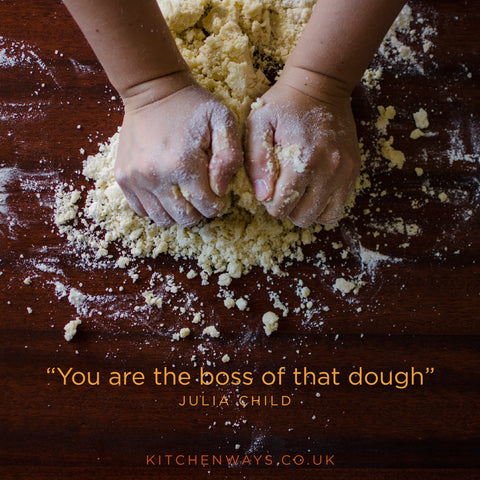 baking dough,bake
