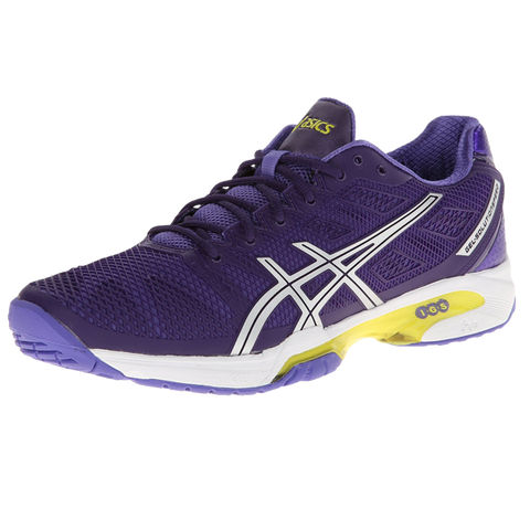 ASICS Women's Gel Solution Speed 2 Tennis Shoe