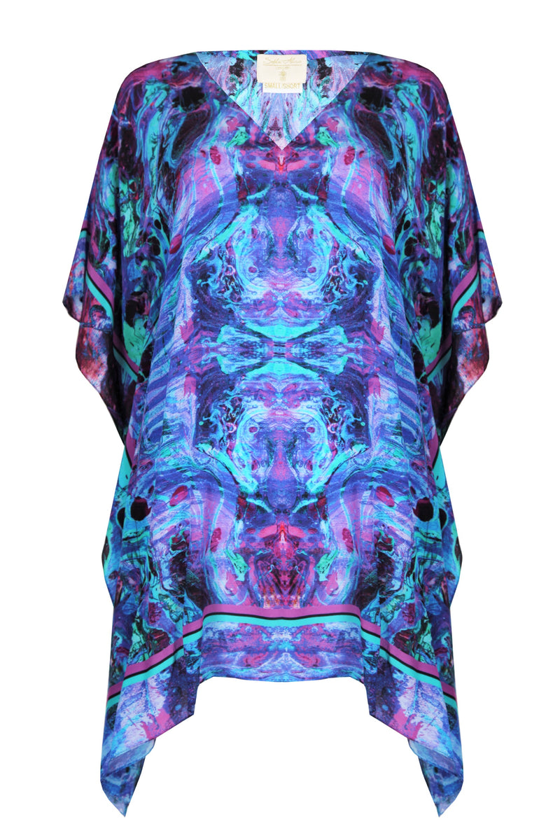 INTO THE DEEP SILK KAFTAN