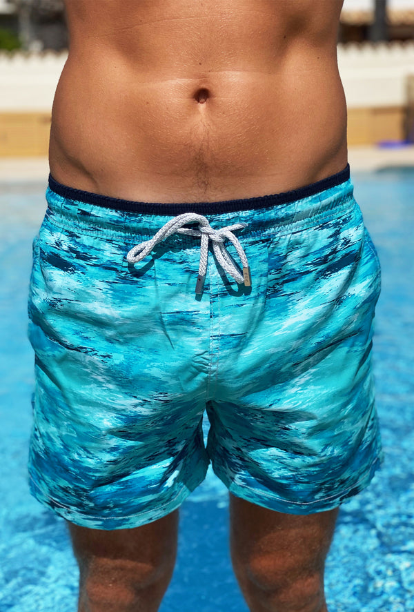 CARIBBEAN DREAM SWIM SHORTS