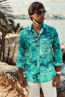 CARIBBEAN DREAM MENS SHIRT