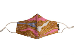 MOROCCAN SANDS FACE MASK WITH ADJUSTABLE STRAPS