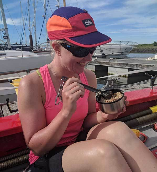Meals and Nutrition for Ocean Rowing