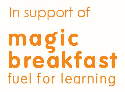 In support of magic breakfast