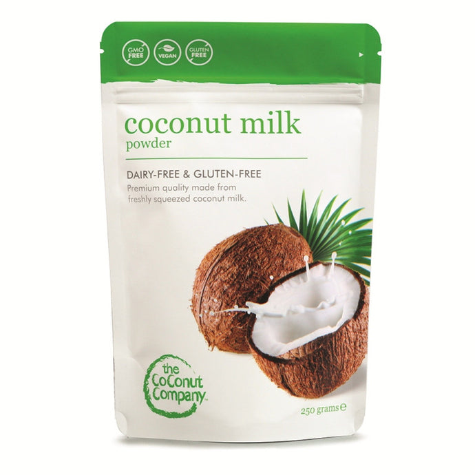 Coconut milk powder - front