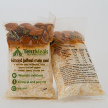 Almond Jalfrezi main meal - 500 kcal ***25% off due to cosmetic error***