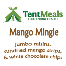 Mango mingle trail snack