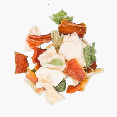 Mixed dried vegetables