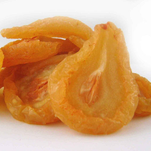 Dried / dehydrated pears