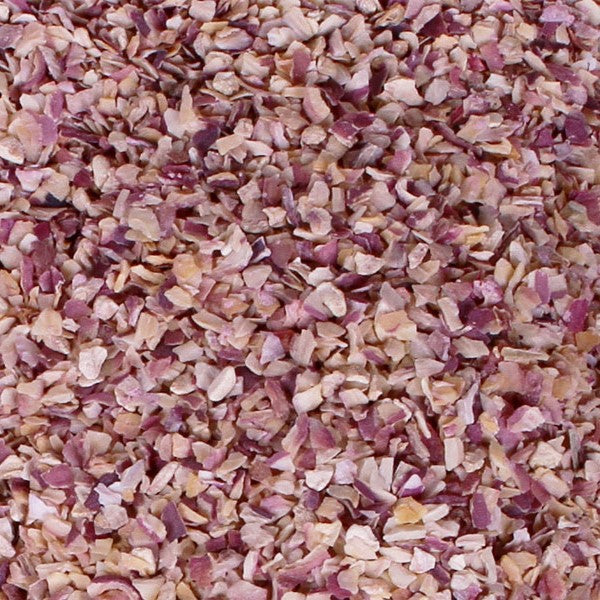 Dried red onions, 400g ***25% off: short Best Before date***