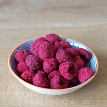 Freeze dried whole raspberries - 200g, 10kg