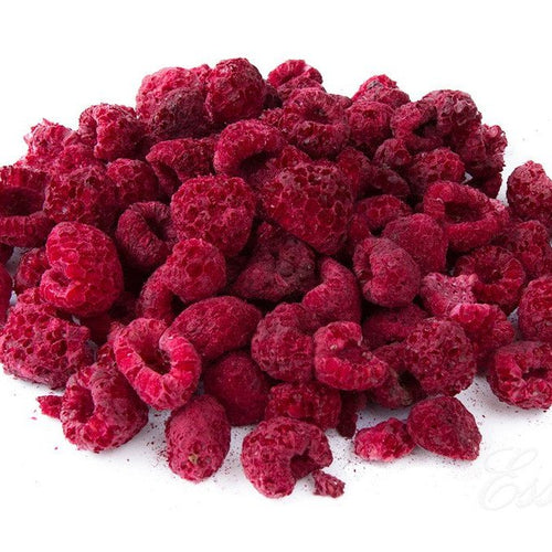 Freeze dried raspberries - 20g, 200g, 11kg