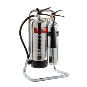 Tubular Fire Extinguisher Stands