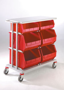Parts Container Trolleys