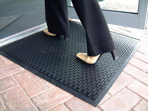 Rubber Outdoor Door Mat