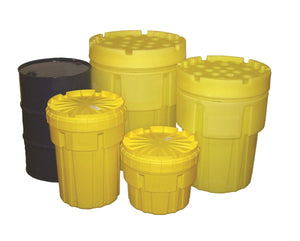 overpack drum containers