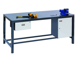 Welded Steel Workbenches