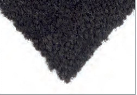 Black Coir Matting