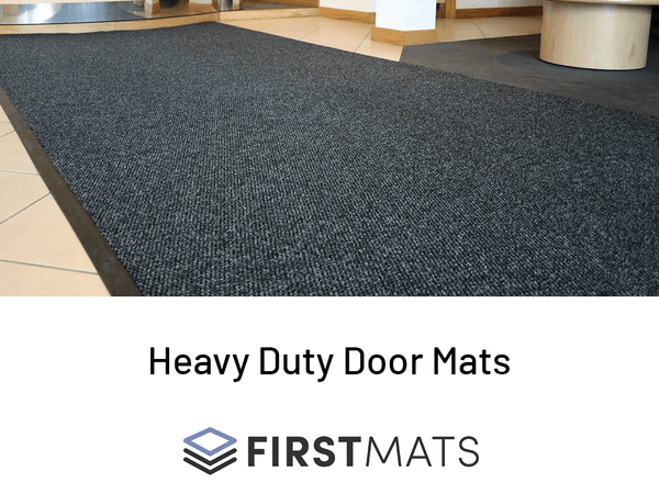 Heavy Duty Door Mats from First Mats UK