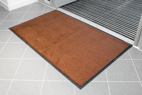 TrafficGuard Brown Door Mat