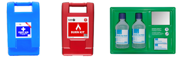 First Aid Kit Types