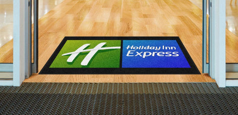 Holiday Inn Hotel Logo Mat
