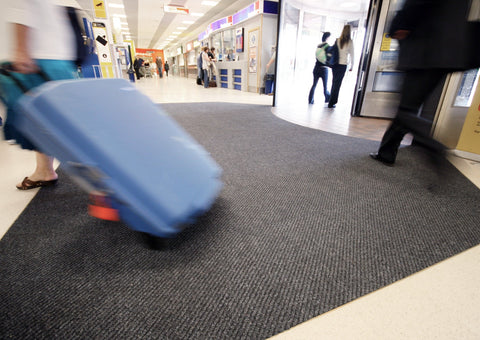 Barrier Mats for Hotels