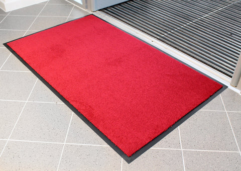 Door Mat - TrafficGuard - Red - Low Profile Entrance Mat