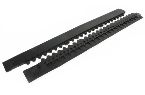Fatigue Mat Edging - Black