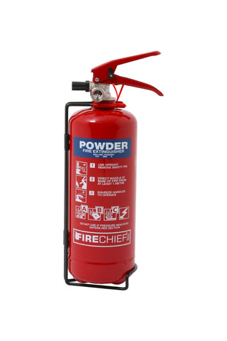 2 Kg Powder Fire Extinguisher (FXP2)