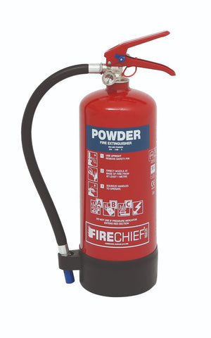 3 Kg Powder Fire Extinguisher (FXP3)