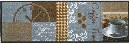 Coffee Time Kitchen Runner
