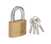 60mm Width High Security Hex Shackle Padlock