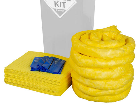 Refill Pack for 120 Litre Chemical Spill Kit