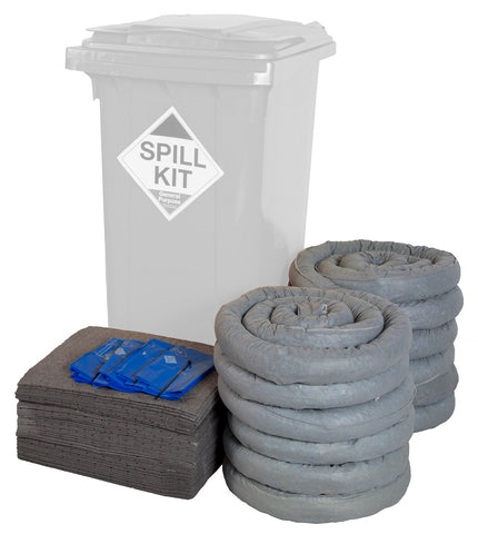 240 litre general purpose spill kit refill