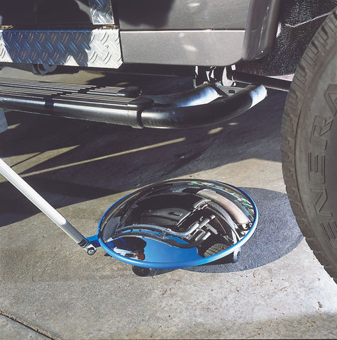 Convex Mirror Under Car