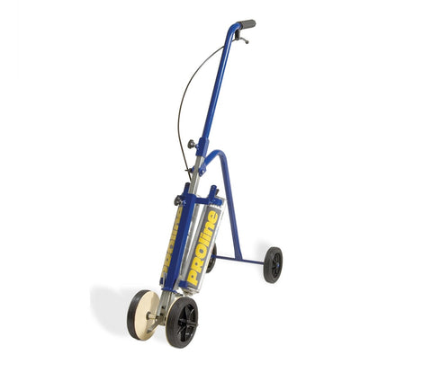 Twin Line Marking Spray Paint Wheeled Applicator