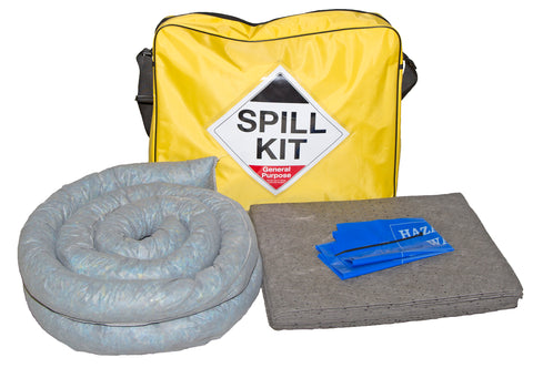 50 Litre Universal Spill Kit with Shoulder Bag