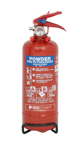 800g Small Powder Fire Extinguisher (FMP800)