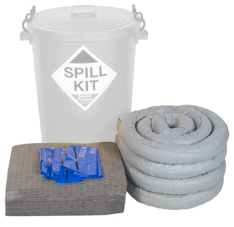 90 litre general purpose spill kit refill