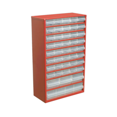 Small Parts Drawer Cabinet with 44 Compartments