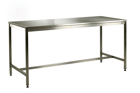 1800mm Medium Duty Stainless Steel Workbenches