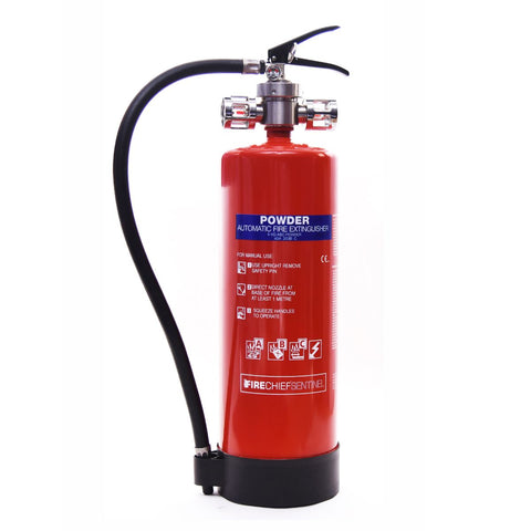 9 Ltr Automatic Powder Fire Extinguisher (FSP9)
