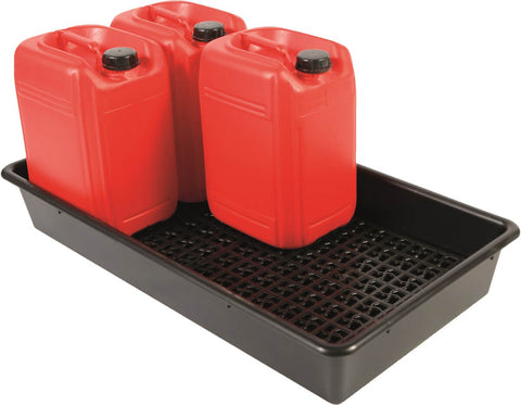 Oil Spill Tray for 6 x 25L Drums