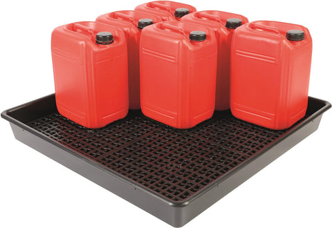 Oil Spill Tray for 9 x 25L Drums