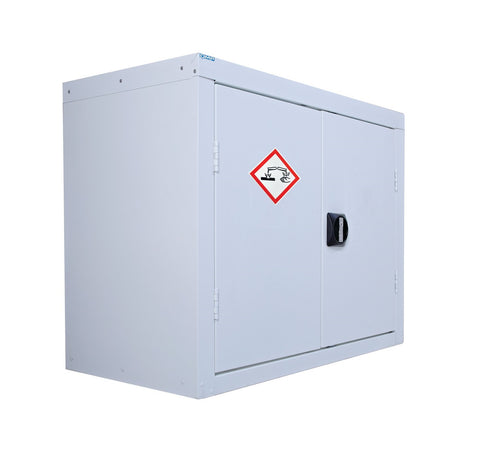 wall mounted acid and alkali storage cabinet