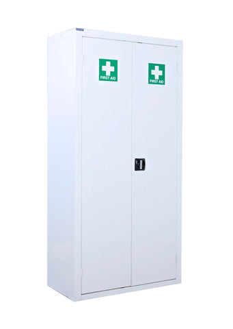 tall first aid cabinet narrow version
